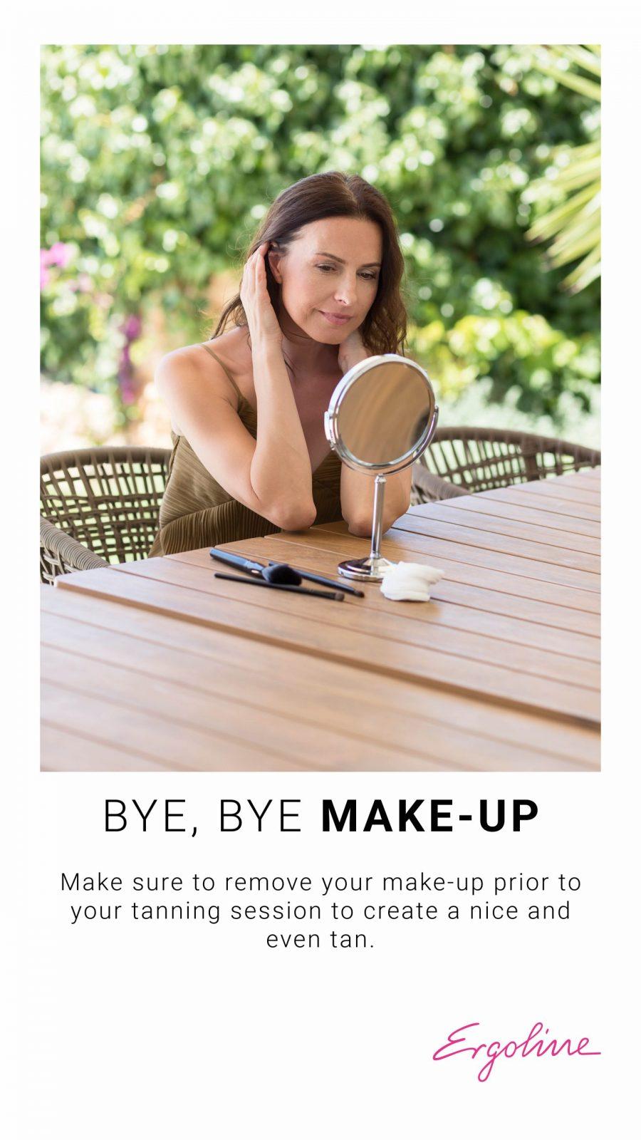 Bye, Bye Make-up