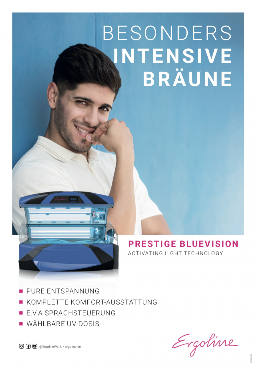 poster bluevision