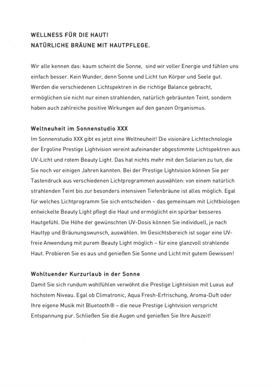 text lightvision V2