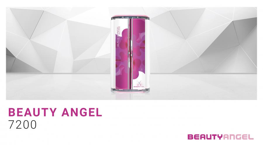 Video us beauty angel 7200